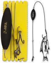 BLACK CAT U-Float Ghost Rig 6/0 L 100kg 1st. 1,80m