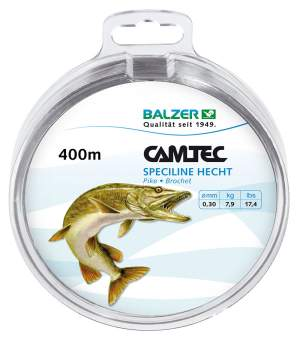 Balzer Camtec Pike 0,30mm 400m