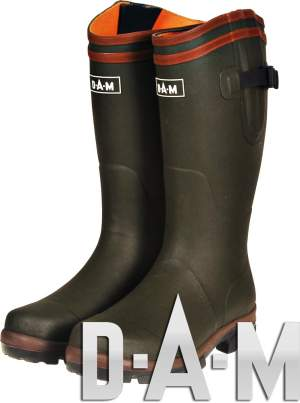 Flex Rubber Boots Neoprene 40