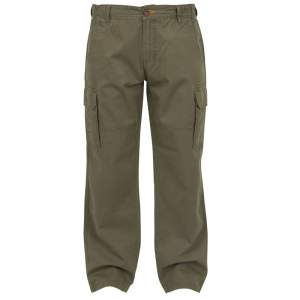 FOX Chunk Heavy Twill Cargo Pants Khaki - M