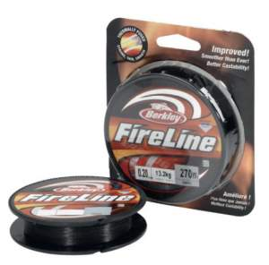 BERKLEY Fireline 2014 270m 0,20mm smoke