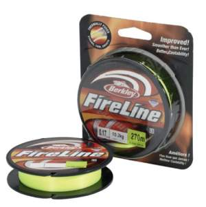 BERKLEY Fireline 2014 270m 0,32mm flame-green