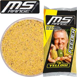 MS RANGE Feeder Allround Yellow 1kg