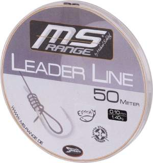 MS RANGE Leader Line 0,18mm 50m