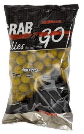 STARBAITS Grab & Go Pineapple 20mm 1Kg