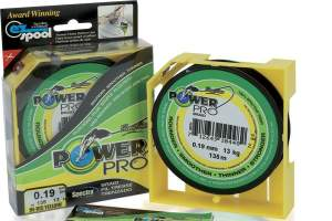 Shimano Power Pro 2740m 0,13mm 8kg green