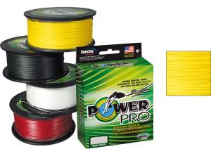 Shimano Power Pro 275m 0,15mm 9kg yellow