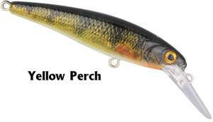 SPRO Ikiru Micro Jerk 50F Yellow Perch
