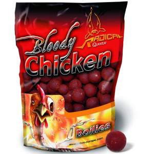 QUANTUM Bloody Chicken Boilie 16mm 1kg