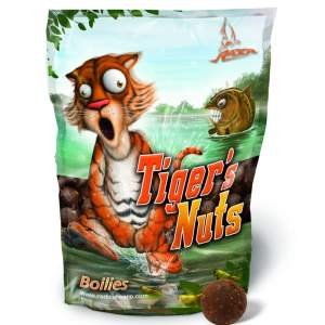 QUANTUM Tiger's Nuts Boilie 16mm 1kg