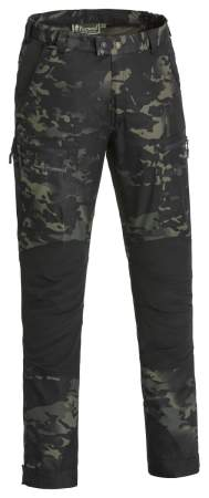 PINEWOOD Caribou Camou TC Hose Black Jungle/Black