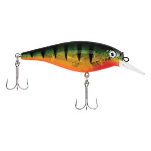 BERKLEY® Flicker Shad® Shallow Flash 7 cm Flashy Perch