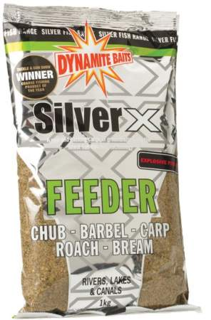 Dynamite Baits Silver X Feeder Explosive Mix