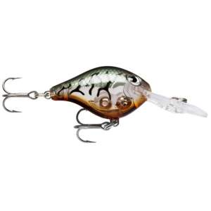 RAPALA Ultra Light Crank 3cm Glass Lucent Tiger UV