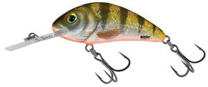 SALMO Rattlin'Hornet 6,5cm Yellow Holographic Perch Floating