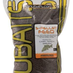 SONUBAITS Bloodworm Fishmeal Feed Pellet 900G