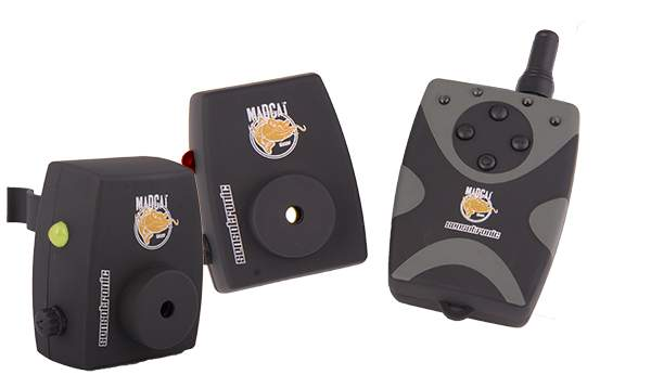 DAM MAD CAT SENSOTRONIC ALARM 2+1 SET