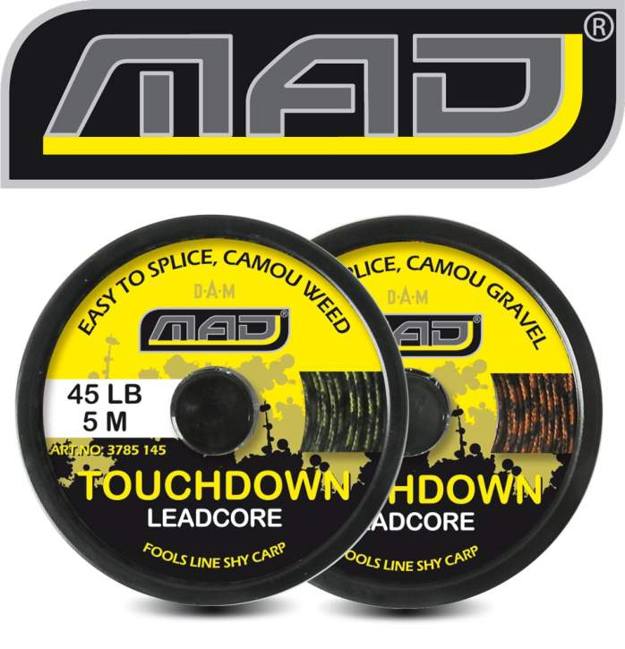 Touchdown Lead Core Camou Weed