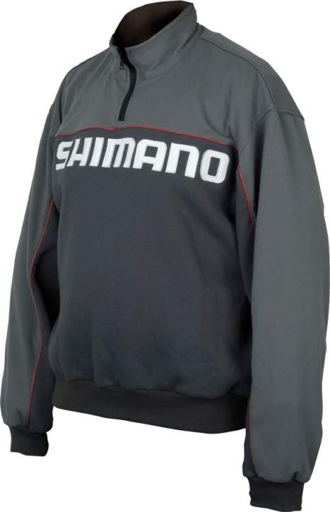 Shimano Half Zip Sweat 02 M