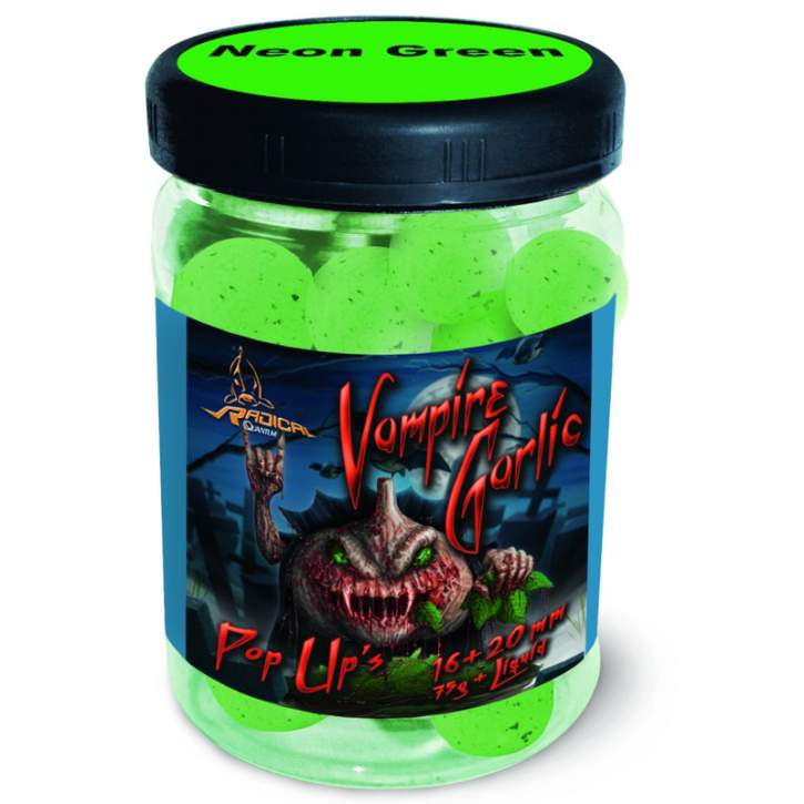 QUANTUM Vampire Garlic Neon Pop Up's 16mm 75g