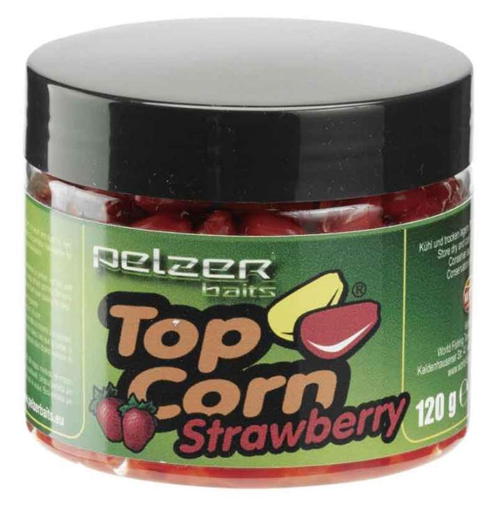PELZER Top Corn 120g rot Strawberry