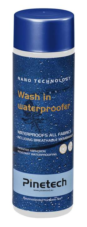 PINEWOOD Wash-in-Waterproofer Mix Mix