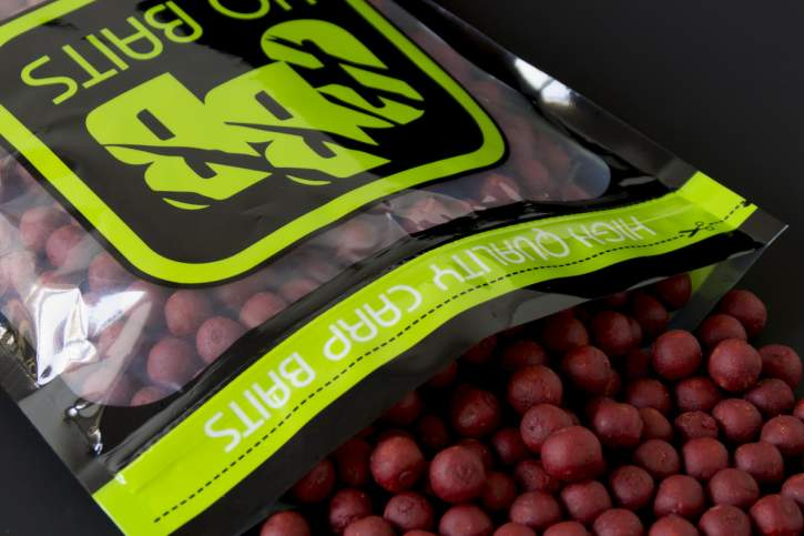 CBB HQ BAITS Red Mystery 20mm 7kg Boilies