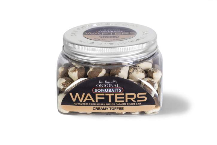 SONUBAITS Ian Russell Barrel Wafters Creamy Toffee 55g